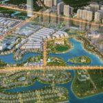Dòng vốn vẫn đổ mạnh vào hạ tầng thành phố Thủ Đức